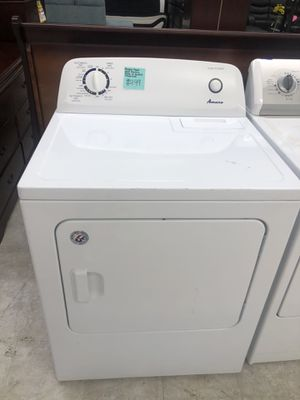 AMANA front load electric dryer in perfect condition for Sale in Laurel, MD
