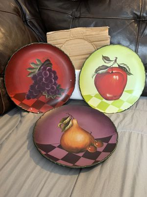 Home Interior Decorative Plates for Sale in Woodbridge, VA