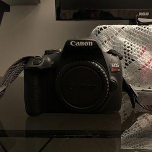Canon EOS Rebel T7 for Sale in Escondido, CA