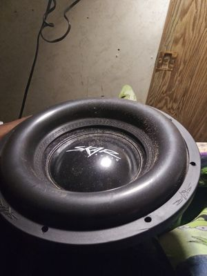 Subs and amp for Sale in Conroe, TX