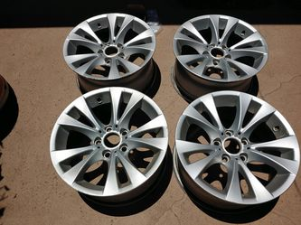 """CHEAP !"" Holiday Special , 2009 18×8 Bmw 535i Stock OEM Rims for only $215 for Sale in San Diego,  CA"