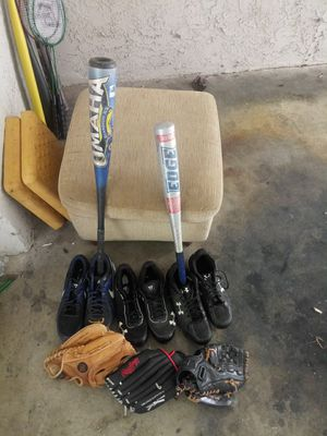 Used baseball equipment. for Sale in Claremont, CA