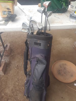 Golf clubs for Sale in Chino, CA