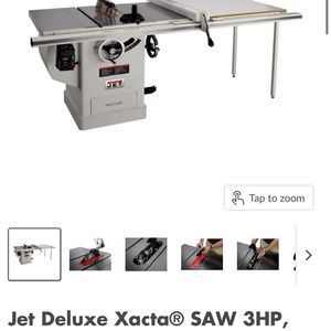 Jet table Saw 220v Great Condition for Sale in The Bronx, NY