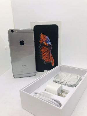 Unlocked iPhone 6s Plus 64Gb $199+tax for Sale in Lewisville, TX