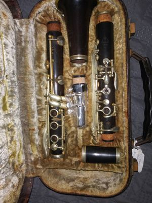 Leblanc noblet clarinet french wood for Sale in Plainfield, NJ