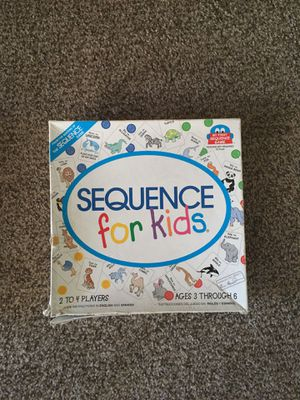Sequence for Kids for Sale in Lakewood, CO