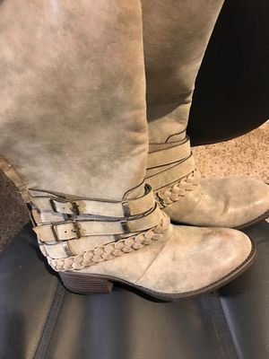 Grey boots for Sale in Orange, CA