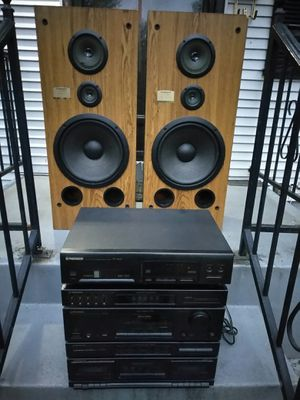 LARGE PIONEER STEREO SYSTEM. READ DETAILS for Sale in St. Louis, MO