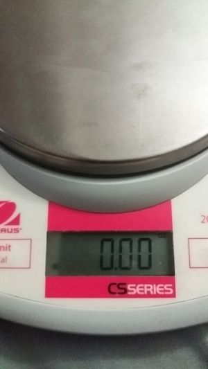 Kitchen Scale-Ohaus-Model CS 2000 for Sale in Cleveland, OH