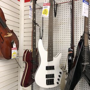 Bass guitar ibanez for Sale in Houston, TX