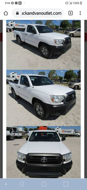 2013 Toyota Tacoma 2013 with 59Thousand miles for Sale in Hollywood, FL