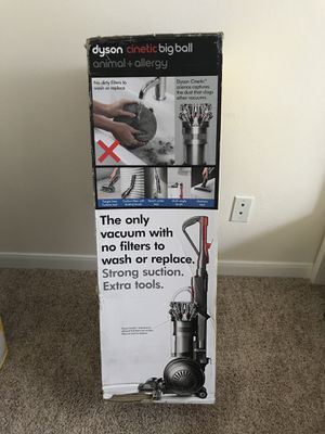 Dyson cinetic big ball animal + allergy vacuum NEW for Sale in Houston, TX