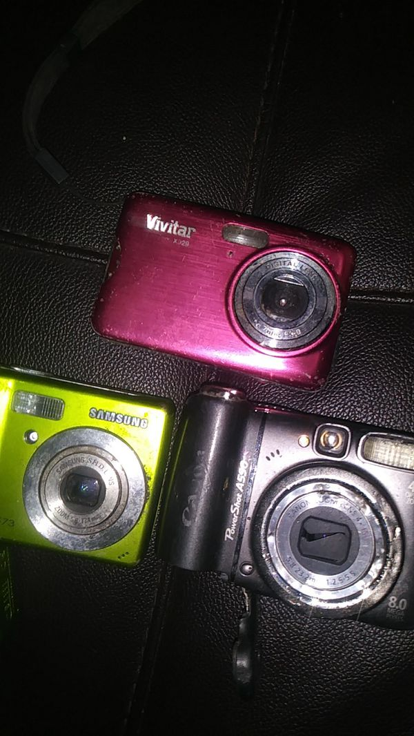 Cameras idk if they work
