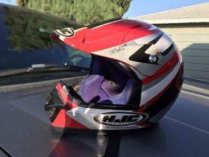 Lightly used motorcycle helmet for Sale in Long Beach, CA