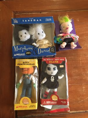 DC Direct Soft Toys collection for Sale in Cypress, TX