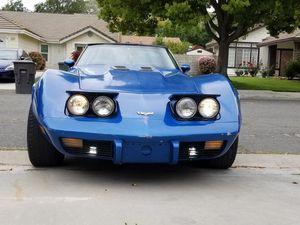 Chevrolet Corvette for Sale in Riverside, CA