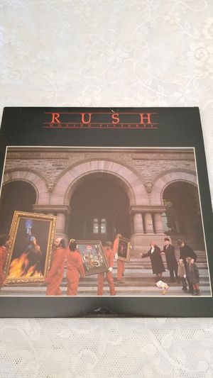 RUSH MOVING PICTURES VINYL LP RECORD ALBUM for Sale in Cypress Gardens, FL