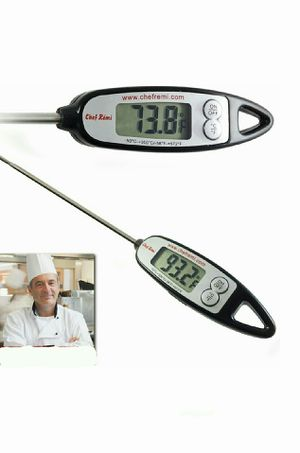 Digital Cooking Thermometer – Instant Read – Ensure Your Meat Is Cooked Accurately – Can Be Used In Oil, Making Candy for Sale in Chicago, IL