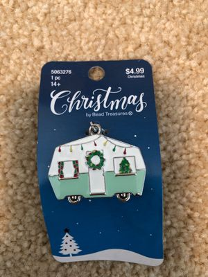 Christmas Camper charm for Sale in Plainfield, IL