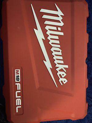 Milwaukee fuel impact for Sale in Woodbridge, VA