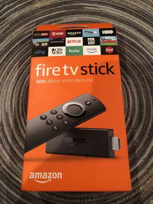 Amazon Firestick w/ Alexa (2nd Gen) for Sale in Los Angeles, CA