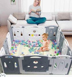 (NEW ) Gupaminga Baby PlayPen for Sale in Kingsburg,  CA