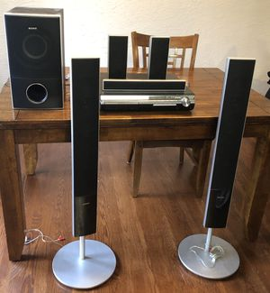 Sony surround sound and DVD player for Sale in Nashville, TN