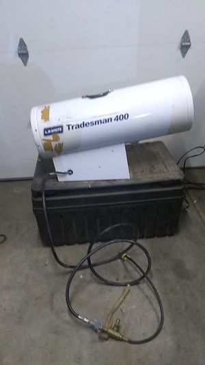 L.B.WHITE Tradesman 400 Industrial Heater for Sale in Gresham, OR
