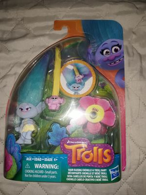 NEW TROLLS toys $5 for Sale in Anaheim, CA