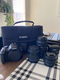 Canon EOS Rebel t6 for Sale in Hanford,  CA