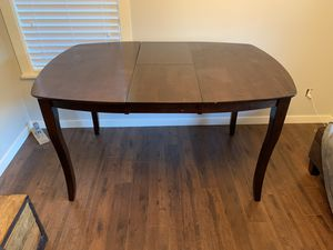 Wood kitchen table for Sale in Everett, WA