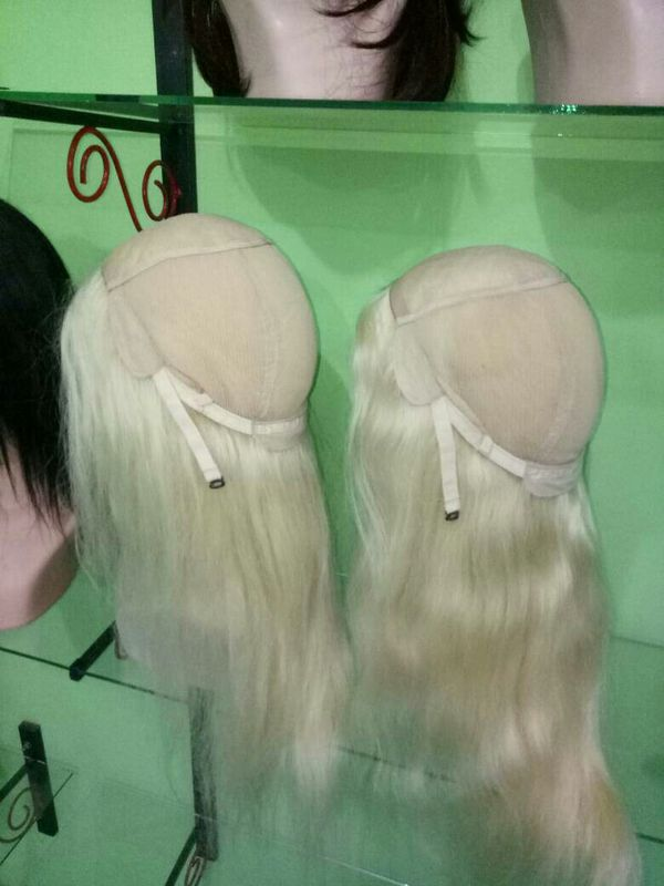 Silk top & Mono top front lace wigs non chinese wavy/straight available other need remy process