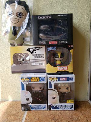 Funko pop .... Dorbz ...... Lootcrate for Sale for sale  Lemon Grove, CA