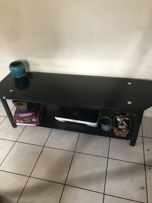 Couch, tables, entertainment stand for Sale in Oakland, CA