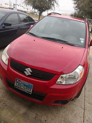 Suzuki SX4 for Sale in Fort Worth, TX