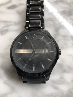 Armani Exchange watch AX-2104 (used) for Sale in Livermore, CA