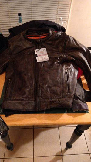 Cosmo's indian motorcycle Jacket for Sale in Philadelphia, PA