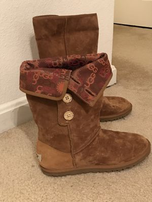 Uggs Limited Edition for Sale in Rockville, MD