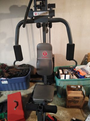 150lbs home gym for Sale in Livonia, MI