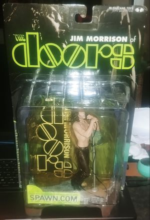 Jim Morrison McFarlane Toys The Doors Action Figure Sealed for Sale in El Monte, CA