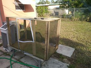 Lizard cages both cages for $100 O.B.O for Sale in Greenacres, FL