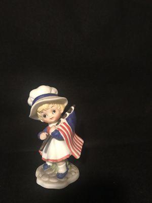 Ceramic Patriotic Figurine for Sale in Sunland-Tujunga, CA