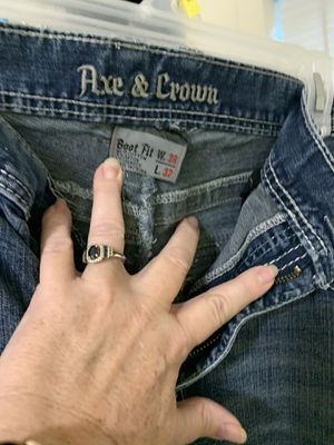 Men's Axe &Crown Jeans for Sale in Bartow, FL