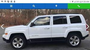 2012 Jeep Patriot Latitude 4x4 SUV for Sale in Boston, MA