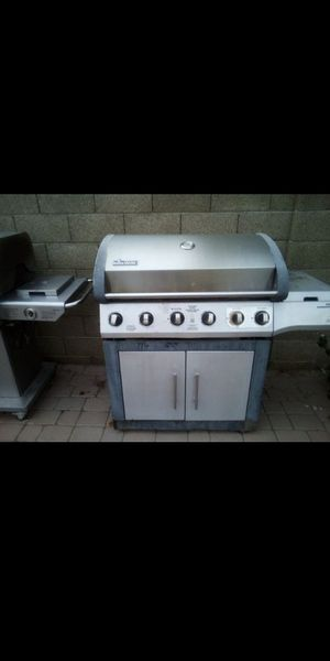Brinksmann BBQ grill with side burners for Sale in Phoenix, AZ