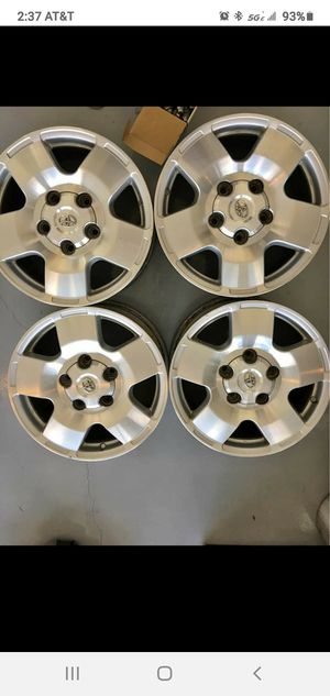 Toyota Tundra wheels for Sale in Valrico, FL