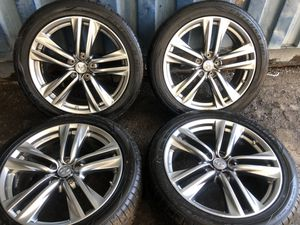 rims and tires 2014 infinity EX35 for Sale in Chicago, IL