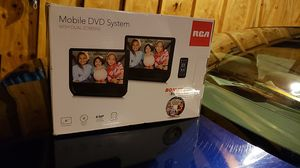 RCA DVD player dual screen 9 inches for Sale in Chicago, IL