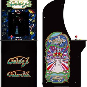 1up Galaga Galaxian Arcade Machine Special Edition With Rapid Fire & Space Invaders for Sale in Philadelphia, PA